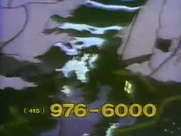 If you want these animated people survive the wreck of the Titanic, then YOU MUST DIAL THIS NUMBER NOW, KIDS!!