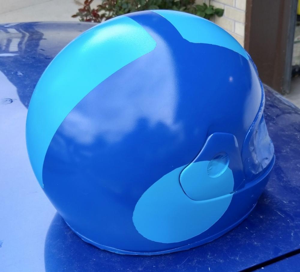 Mega Man Helmet 4