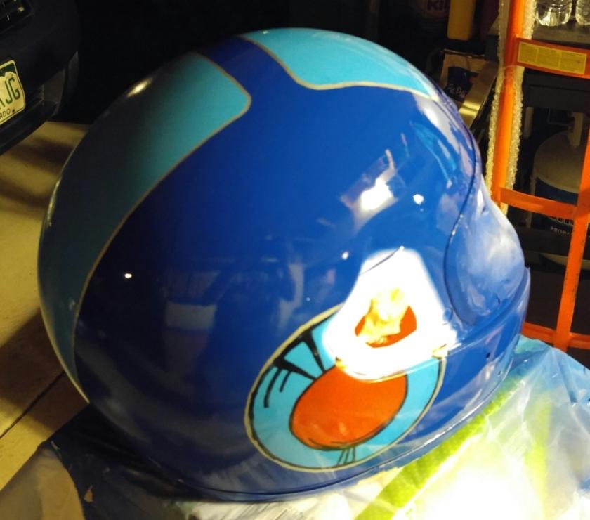 Mega Man Helmet 5