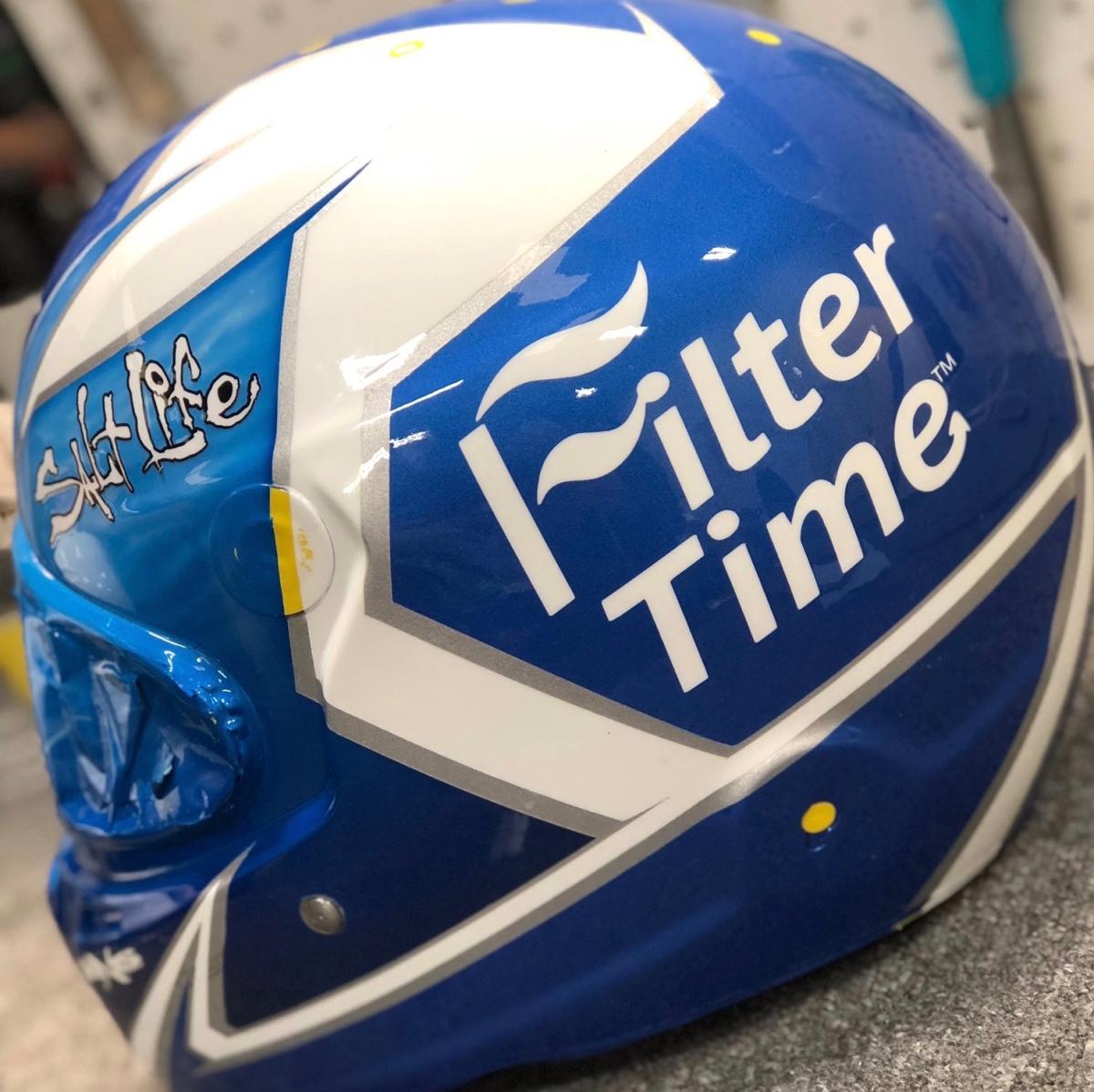 """I'll make my own sponsor."" Blake Koch's answer to a NASCAR Dilemma"