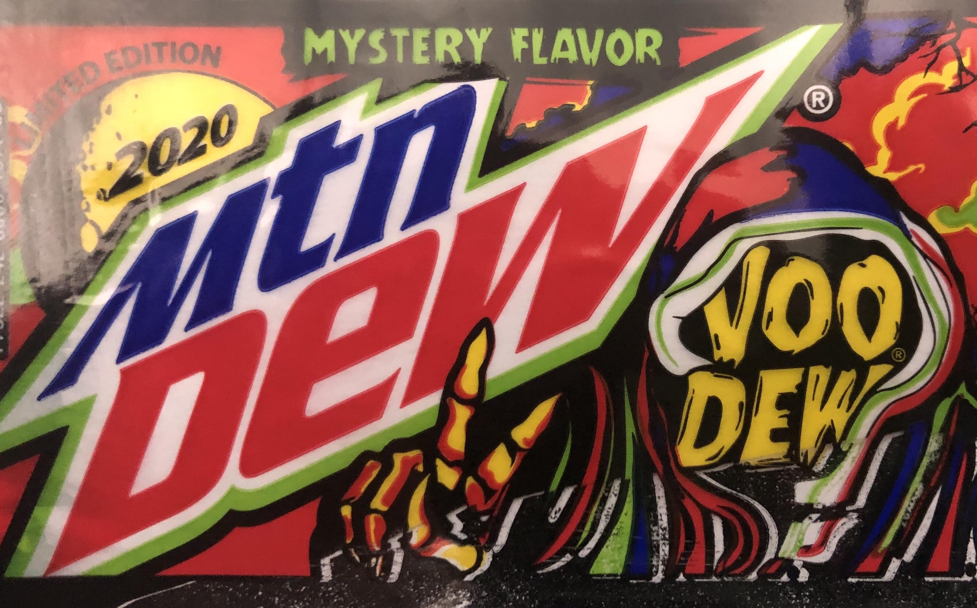 Mtn Dew Voodew 2020 Soda Blog Review Tehben Com
